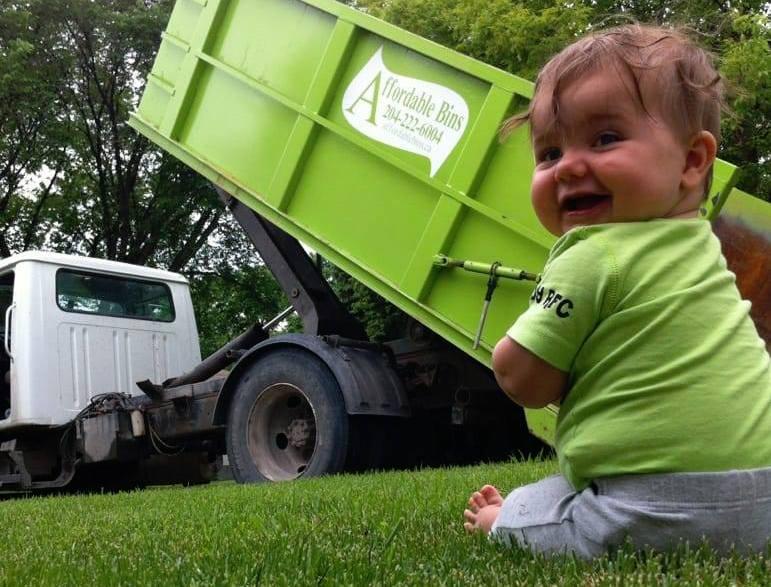 Garbage Bin Rental Service Winnipeg - Junk Removal Services